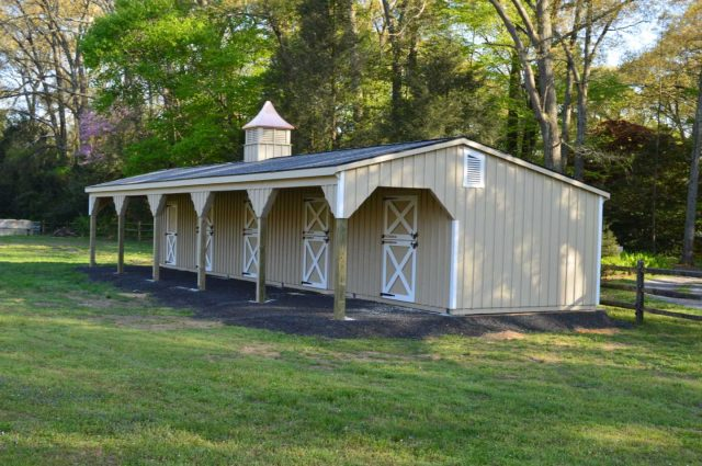 Shed Row Barn – Davidsonville, MD