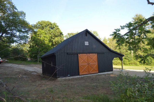 rear barn dutch doors