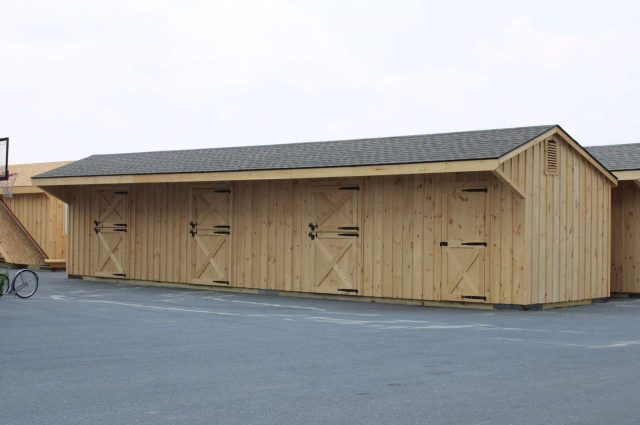 Shed Row Barn – Pepperell, MA