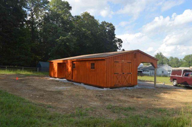 Shed Row Barn – Keedysville, MD