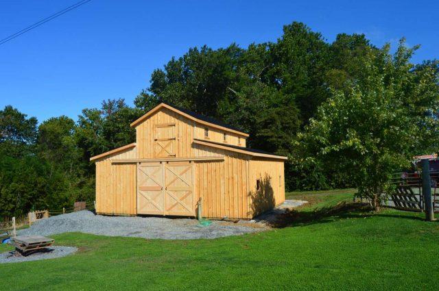 Modular Barn – York, PA