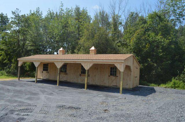 Shed Row Barn – Danielsville, PA