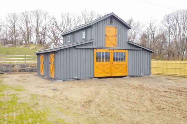 Modular Barn – Milton, PA