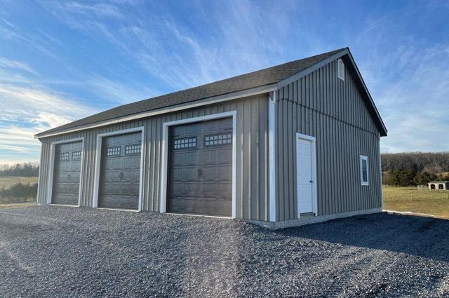 Free Standing Garages: Styles & Advantages