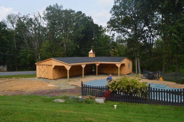 Shed Row Barn – Douglassville, PA