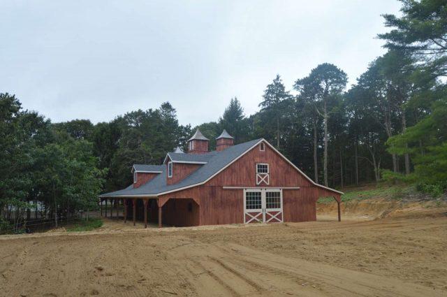 Modular Barn – Centerville, MA